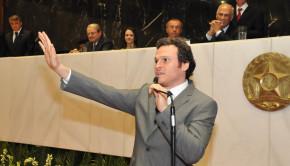 Solenidade de posse dos deputados estaduais eleitos para a 18ª Legislatura